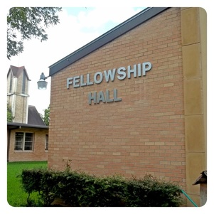 Fellowship Hall Building Fund